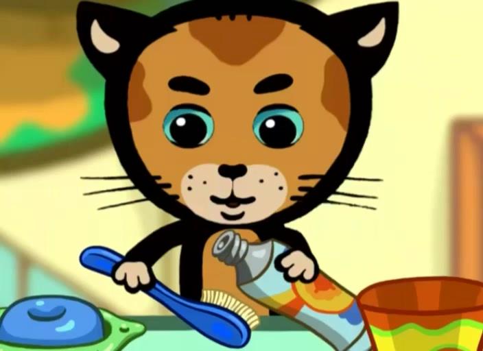 Три котенка (2008-2012) скачать бесплатно.