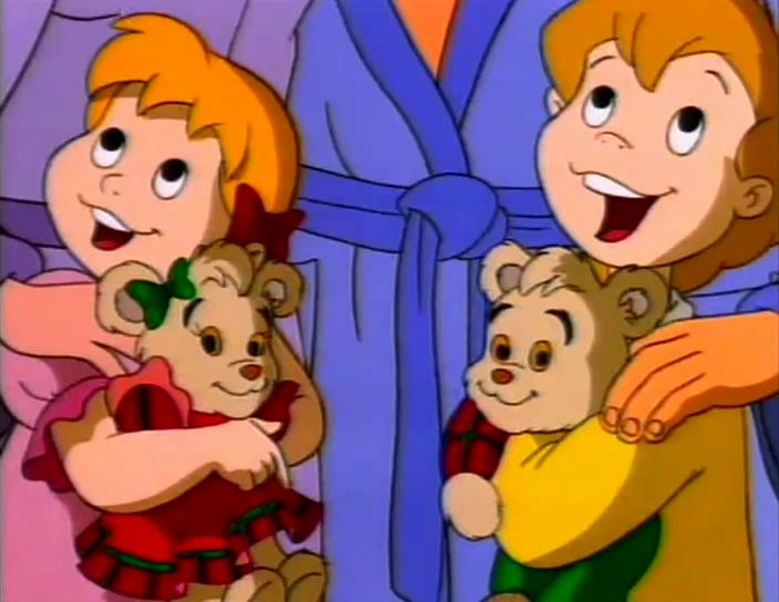 The Bears Who Saved Christmas.Medvezhata Kotorye Spasli Rozhdestvo 1994 Skachat Besplatno