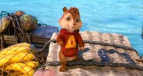 Скриншот 4: Элвин и бурундуки 3 / Alvin and the Chipmunks: Chipwrecked (2011)