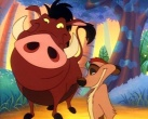 Скриншот 1: Вокруг света с Тимоном и Пумбой / Around the World with Timon & Pumbaa (1995)
