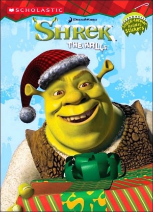 Шрэк - Pождество / Shrek the Halls (2007)