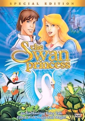 Принцесса Лебедь / The Swan Princess (1994)