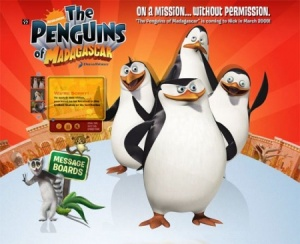 Пингвины Мадагаскара / The Penguins of Madagascar (2008-2009)