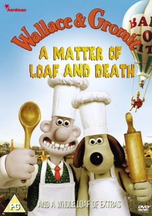 Уоллес и Громит: Дело о смертельной выпечке / Wallace and Gromit in A Matter of Loaf and Death (2008)