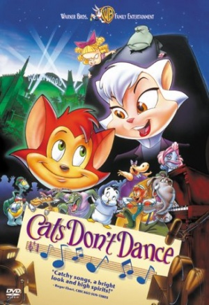 Коты не танцуют / Cats Don't Dance (1997)