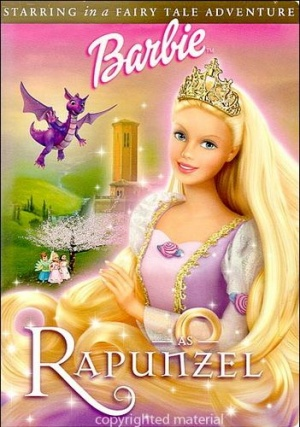 Барби и дракон / Barbie as Rapunzel (2002)