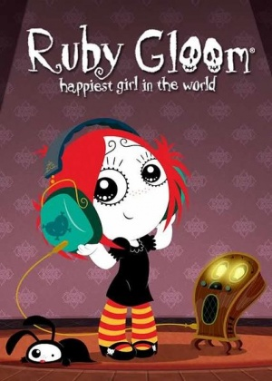 Руби Глум / Ruby Gloom (2006-2007)