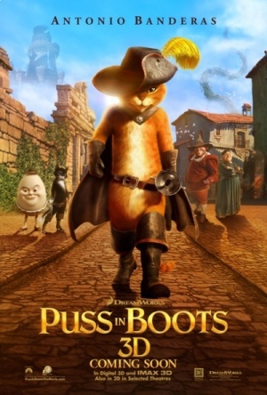 Кот в сапогах / Puss in Boots (2011)