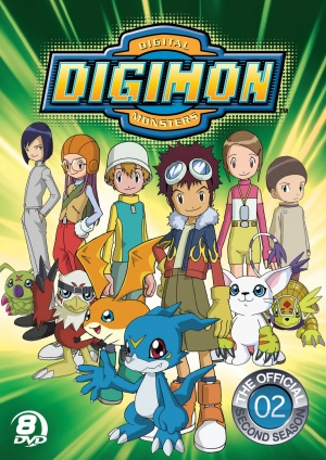 Приключения Дигимонов / Digimon: Digital Monsters (1999-2000)