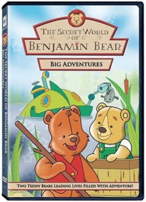 Мишка Косолапый / The Secret World of Benjamin Bear (2003-2010)