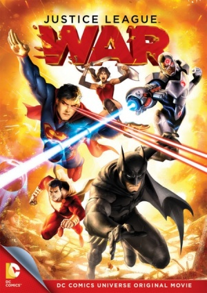Лига справедливости: Война / Justice League: War (2014)