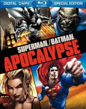 Супермен Бэтмэн Апокалипсис / Superman Batman Apocalypse (2010)