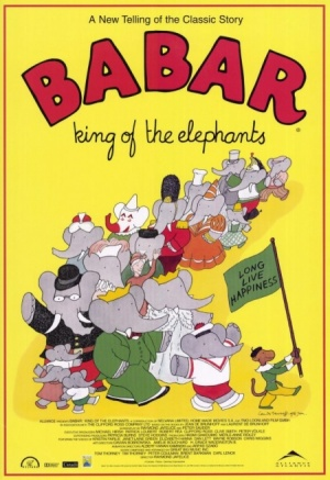 Слоненок Бабар / Babar: King of the Elephants (1999)