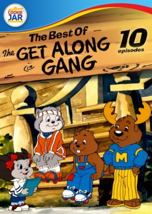 Дружная команда / The Get Along Gang (1984-1986)