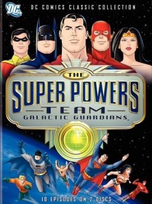 Супермощная команда: Стражи галактики / The Super Powers Team: Galactic Guardians (1985)