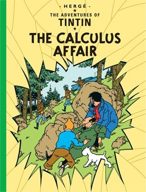 Приключения Тинтина: Дело Турнесоля / The Adventures of Tintin. The Calculus Affair (1964)