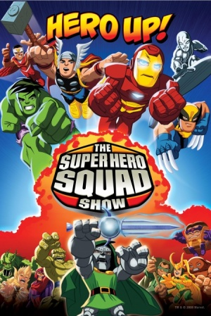 Отряд супергероев / The Super Hero Squad Show (2009-2011)