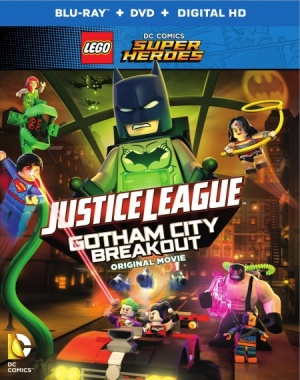 Лего Лига справедливости: Прорыв Готэм-Сити / Lego DC Comics Superheroes: Justice League - Gotham City Breakout (2016)