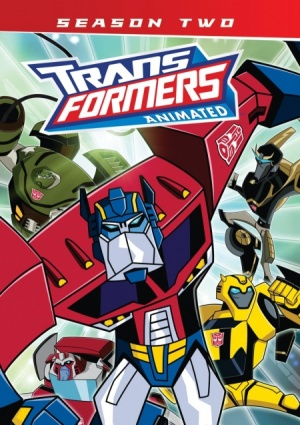 Трансформеры Анимейтед / Transformers: Animated (2007-2009)