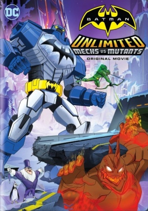 Безграничный Бэтмен: Роботы против мутантов / Batman Unlimited: Mech vs. Mutants (2016)
