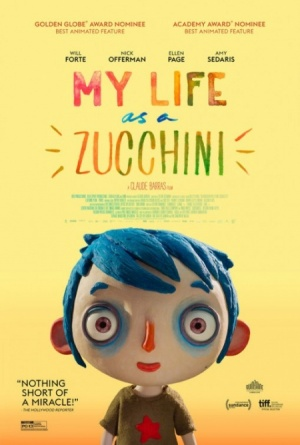 Жизнь кабачка / Ma vie de Courgette (2016)