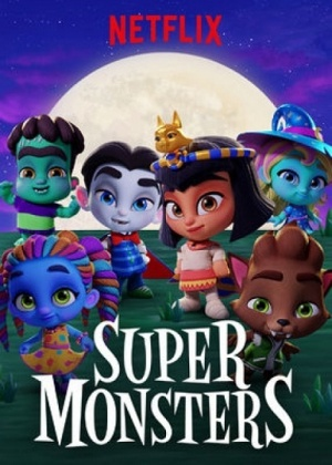Супер Монстры / Super Monsters (2017)
