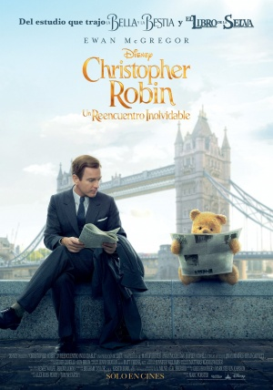 Кристофер Робин / Christopher Robin (2018)