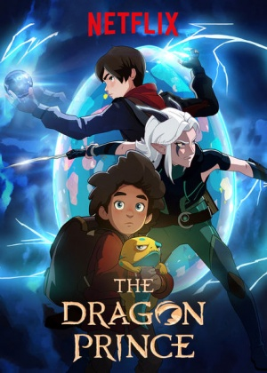 Принц драконов / The Dragon Prince (2018-2019)