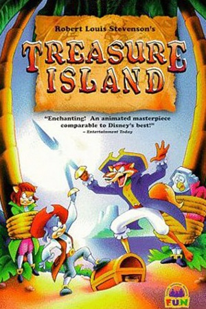 Легенды острова сокровищ / The Legends of Treasure Island (1993-1995)