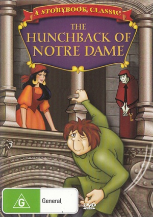 Горбун Собора Парижской богоматери / The Hunchback of Notre Dame (1985)